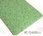 Safety Commercial Non-slip PVC Vinyl Green Flooring