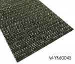 Woven Floor Mat With S-shape Vinyl Yarn