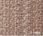 Carpet pattern durable vinyl flooring
