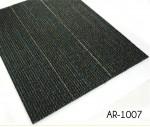 100% BCF PP Material Black Commercial Carpet