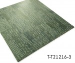Anti slip carpet pattern series vinyl flooring tiles