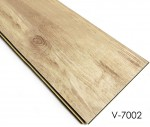 Plastic Floor Covering Wood Pattern WPC Vinyl Plank flooring