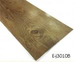 Adhesive Wooden Tile PVC Fireproof Flooring