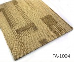 PA6 Yarn Material Jacquard Design Carpet
