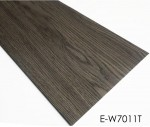 Waterproof And Fireproof Dry Back Wood Grain Tile Vinyl Flooring