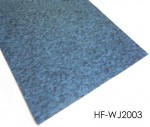 Durable Directional Homogeneous PVC Sheet Flooring for Hospital