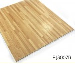 Square Wooden Self-adhesive PVC Tile Flooring