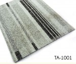 Bitumen Backing White Commercial Carpet Tiles
