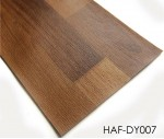 Natural Wood Flooring Looked Residential Vinyl Flooring Roll