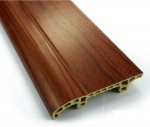 Wood Plastic Composites Wall Skirting