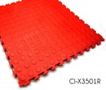 Industrial PVC Click Lock Grarage Floor Mats