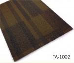 Bitumen Backing Machine Made Pile Moquette Carpet