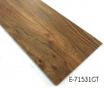 Wood Grain Non-Slip Dry Back Vinyl Plank Flooring