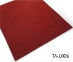 Flexible Pile Moquette Red Office Floor Carpet