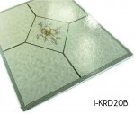 Luxury Indoor Adhesive Vinyl Flooring Tile