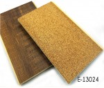 7mm WPC Clikc Flooring with cork backing