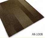 Nylon6 Plain Surface PVC Backing Carpet Flooring