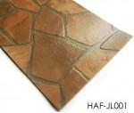 OEM Euro Residential PVC Vinyl Sheet Flooring Roll