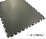 Industriebodenbelag Glatte Oberfläche Muster Interlocking PVC Bodenbelag