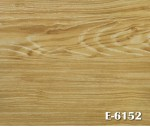 Decorative Residential Click Lock Vinyl Plank Flooring