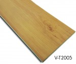 Eco Interlocking Plastic Wood Plank Flooring