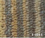 Anti slip and easy maintain carpet look vinyl flooring