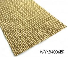 Woven Vinyl Flooring With Metallic Color