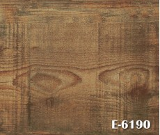 Anti Static Wood Pattern PVC Click Tile For Home