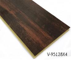 WPC Sound-absorbing Floor Click Sound Deadening Tile