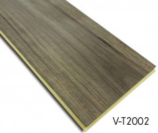 Interlocking WPC Vinyl Plank Flooring