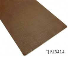 20m Non Slip Durable Brown Commercial Sheet Vinyl Flooring