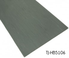 Dark Gray 2m*20m Durable Homogeneous Vinyl Floor for Commercial