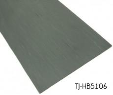 Dark Gray 2m*20m Durable Homogeneous Vinyl Floor for Commercial