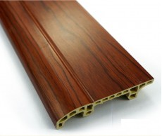 Wood Plastic Composites Wand Skirting