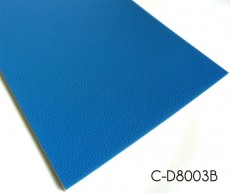 Embossed Pattern Indoor Badminton Vinyl Flooring Roll