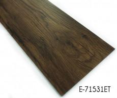 Fireproof Dry Back Tile Vinyl Floor