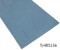 Light Blue Excellent Flammability Homogeneous Sheet Vinyl for Hospital