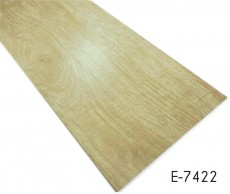 Wood Grain Fireproof And Anti-slip Dry Back PVC Vinyl Flooring