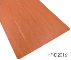 Orange Color HomogeneousFloor Rolls