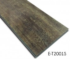 With Thick Wear Layer Wood Look Series Vinyl Tiles Flooring