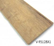 WPC Wooden Vinyl Interlocking Soundproofing Tiles