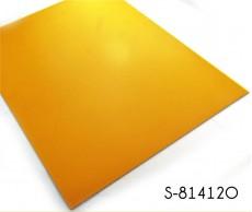 Youthful Orange Color Vinyl Tile