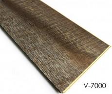 Wood Plastic Composite Vinyl Flooring Tile with Deep Embossed