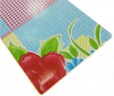 UV Coating Plastic Flooring Type Flower Grain Vinyl