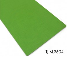 Fresh Green Non-slip 0.4mm Elasticity Vinyl Flooring Sheets for Commercial