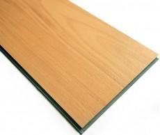Wood Pattern Residential Indoor PVC Interlocking floor