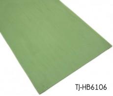 2mm Fresh Green Eco-friendly Commercial Vinyl Flooring Homogeneous