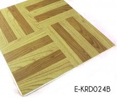 Indoor Durable Vinyl Flooring Self Adhesive Tiles