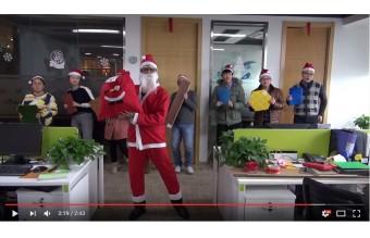 TOP JOY: Frohe Weihnachten und beste Wünsche für ein frohes neues Jahr