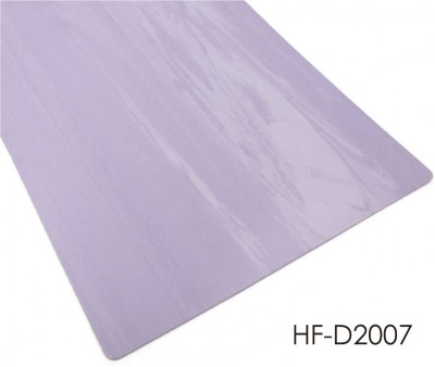 Solid Color Homogeneous PVC Flooring